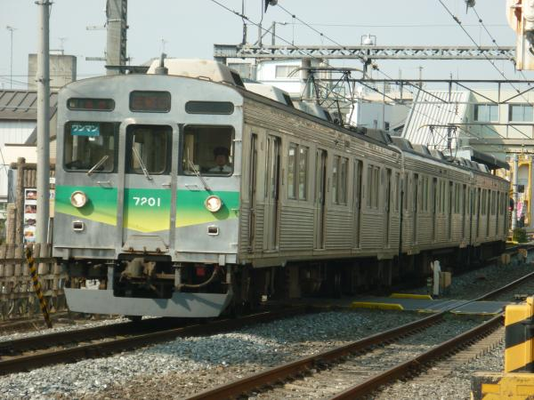 2015-04-25 秩父鉄道7001F 各停三峰口行き