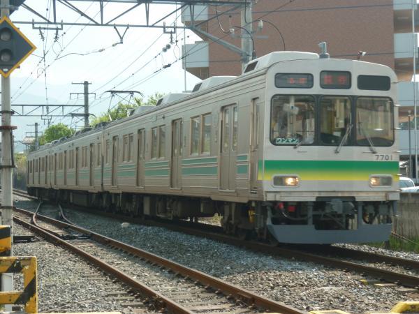 2015-04-25 秩父鉄道7501F 各停熊谷行き