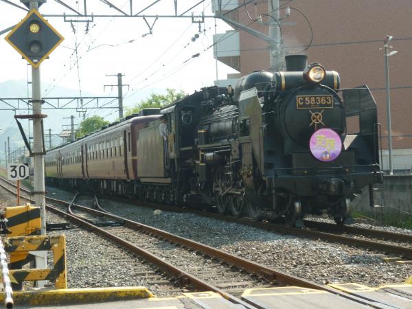 2015-04-25 秩父鉄道SL熊谷行き1