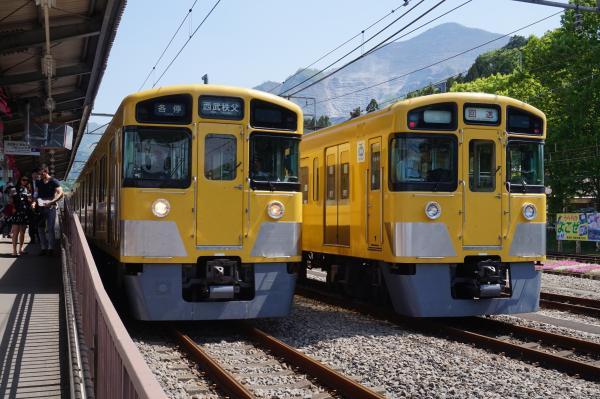 2015-05-02 西武2063F 2501F+2503F