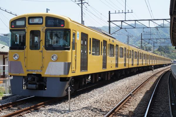 2015-05-02 西武2063F 回送1