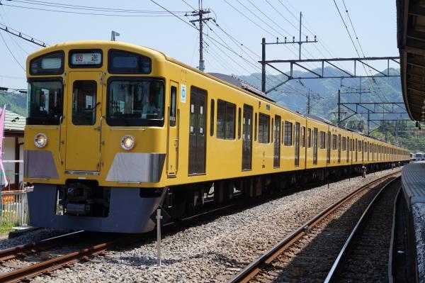 2015-05-02 西武2063F 回送3
