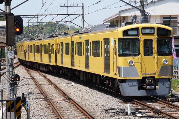 2015-05-02 西武2063F 回送4