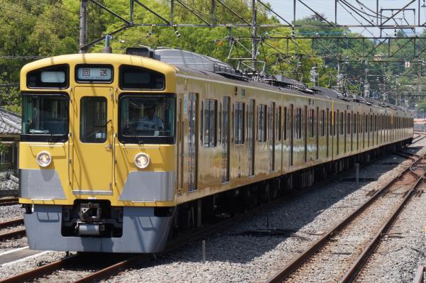 2015-05-02 西武2063F 回送5