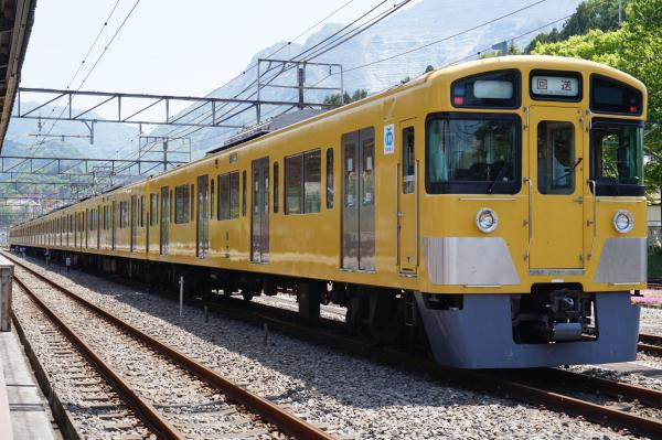 2015-05-02 西武2063F 回送6