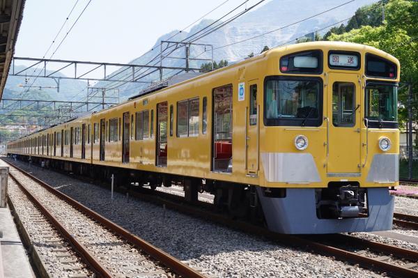 2015-05-02 西武2063F 回送7