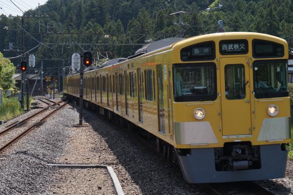 2015-05-02 西武2063F 各停西武秩父行き