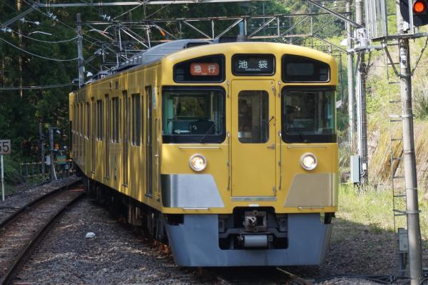 2015-05-02 西武2063F 急行池袋行き