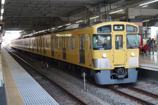 2015-05-02 西武2091F 回送