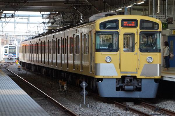 2015-05-02 西武2097F 回送