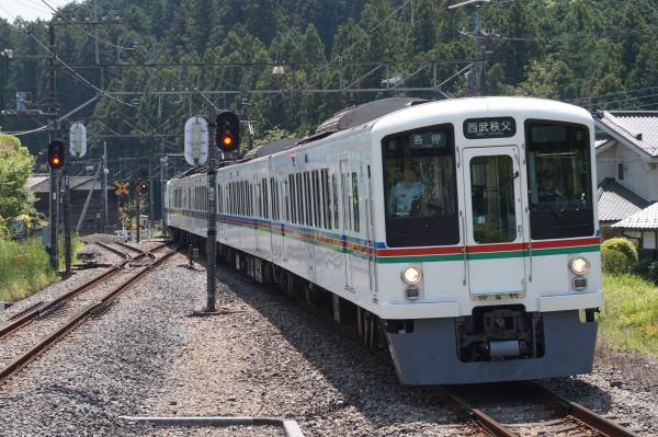 2015-05-02 西武4023F+4013F 各停西武秩父行き