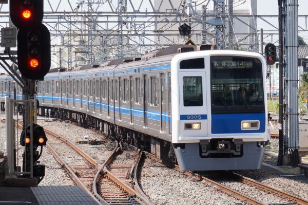 2015-05-02 西武6106F 各停武蔵小杉行き 6808レ