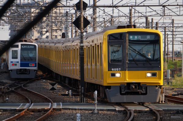 2015-05-02 西武6157F 準急池袋行き 4356レ