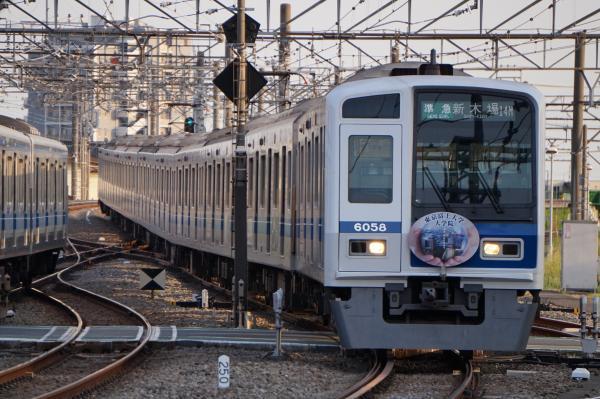 2015-05-02 西武6158F 準急新木場行き 4502レ
