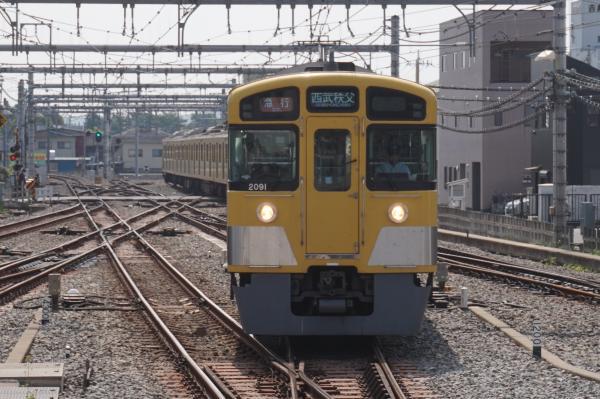 2015-05-03 西武2091F 急行西武秩父行き1 2103レ
