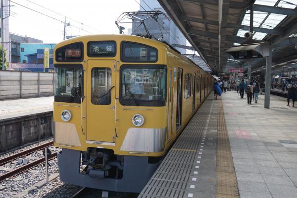 2015-05-03 西武2461F+2079F 急行池袋行き 2120レ