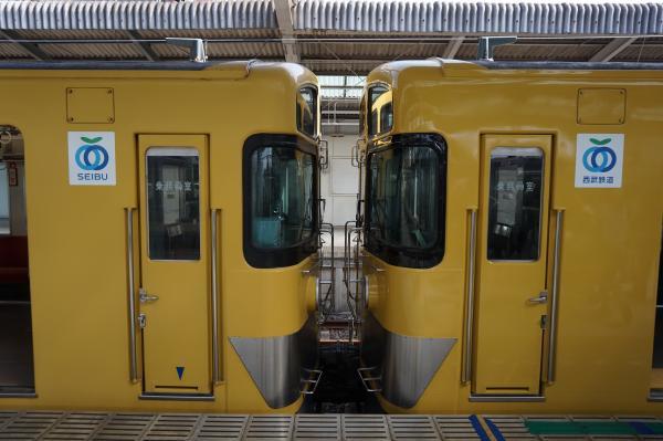 2015-05-03 西武2461F+2079F 車両連結部