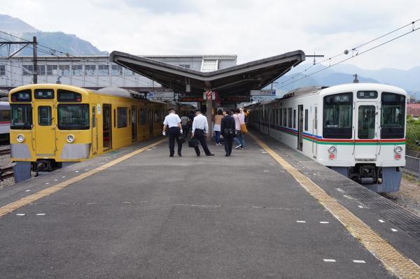 2015-05-03 西武2501F+2503F 4000系
