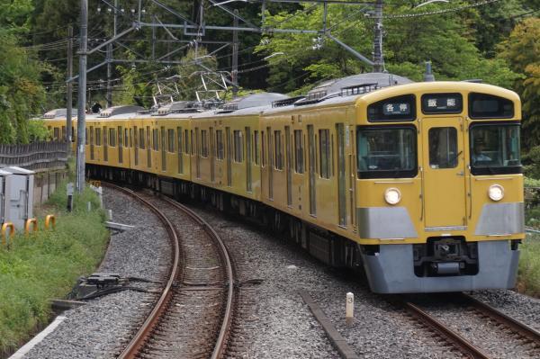 2015-05-03 西武2501F+2503F 各停飯能行き1