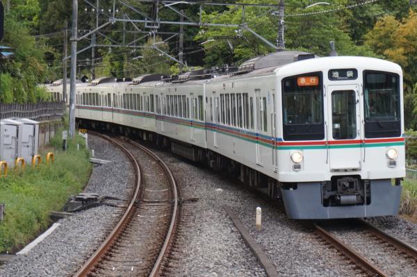 2015-05-03 西武4015F+4007F 急行池袋行き 2002レ