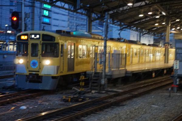 2015-05-03 西武9105F 急行飯能行き 2167レ