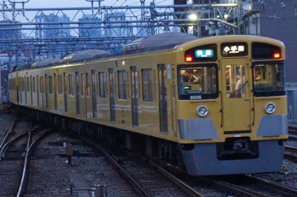 2015-05-03 西武9106F 快速小手指行き2 3207レ