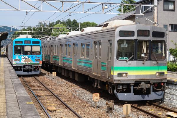2015-05-03 秩父鉄道7502F 7501F