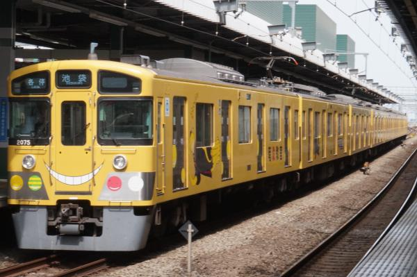 2015-05-06 西武2075F 各停池袋行き 5108レ