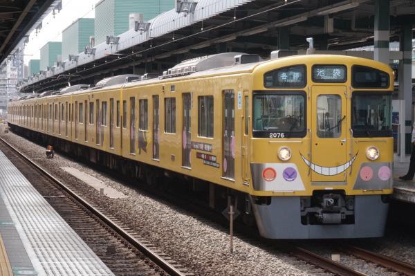 2015-05-06 西武2075F 各停池袋行き 5476レ