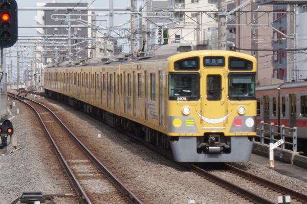 2015-05-06 西武2075F 各停豊島園行き 5473レ