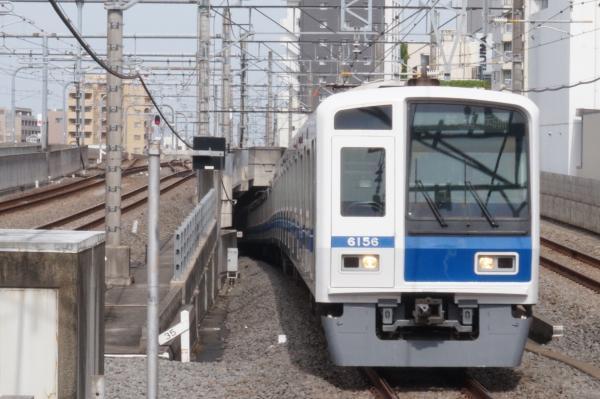 2015-05-06 西武6156F 試運転