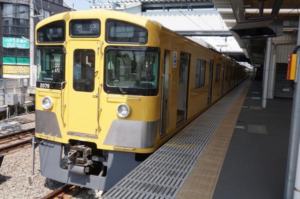 2015-05-10 西武2079F 各停池袋行き2 5724レ