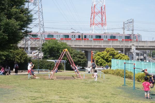 2015-05-17 せせらぎ公園