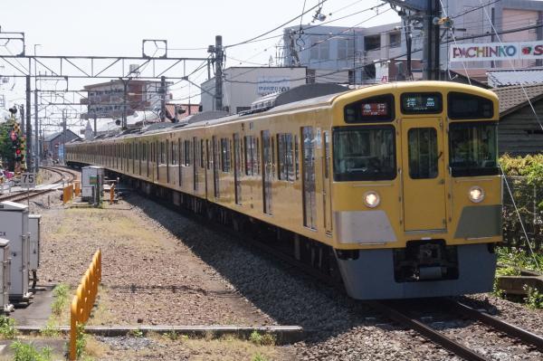 2015-05-17 西武2065F 急行拝島行き 2313レ