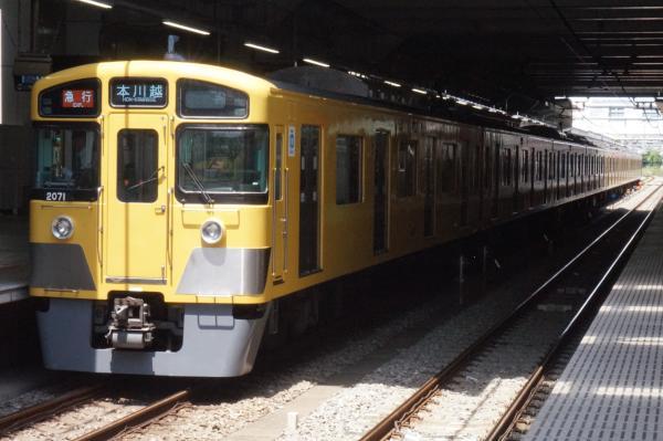 2015-05-17 西武2071F 急行本川越行き 2643レ