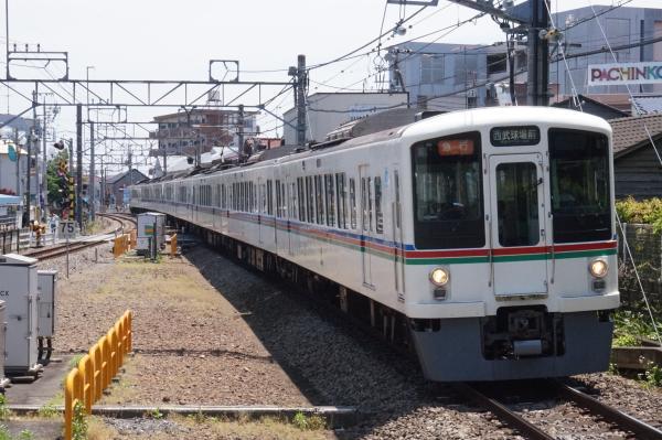 2015-05-17 西武4013F+4019F 急行西武球場前行き