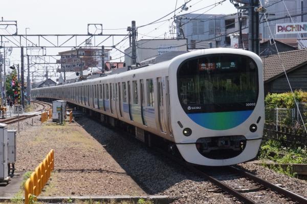 2015-05-17 西武30102F 急行拝島行き 2315レ
