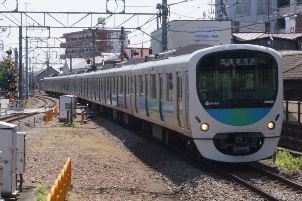 2015-05-17 西武38102F 各停新所沢行き2 5805レ