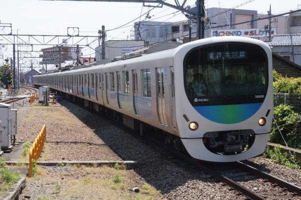 2015-05-17 西武38106F 各停本川越行き 5617レ