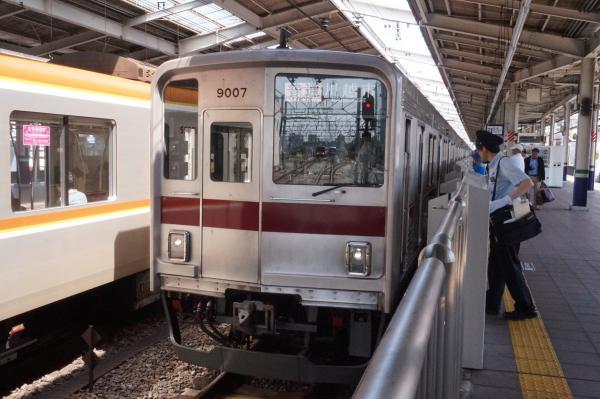 2015-05-17 東武9107F 普通川越市行き