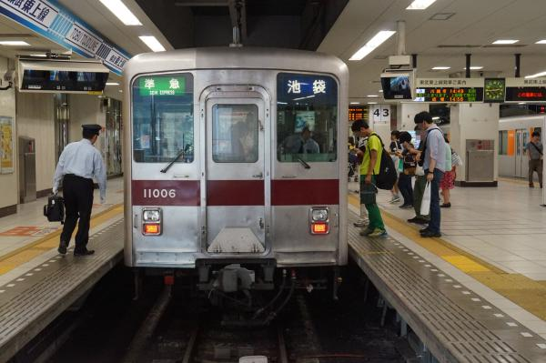 2015-05-17 東武11006F 準急池袋行き