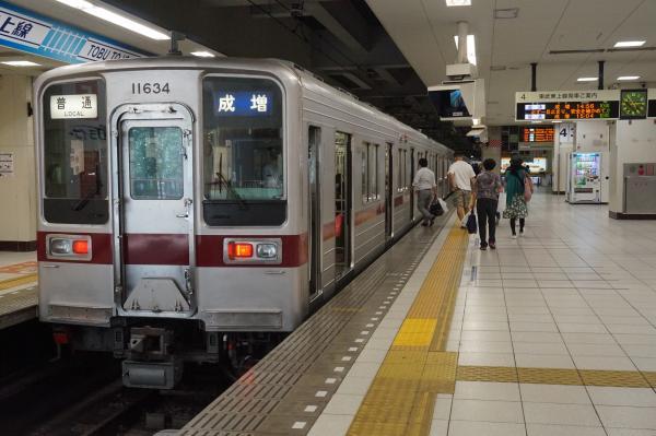 2015-05-17 東武11634F+11455F 普通成増行き