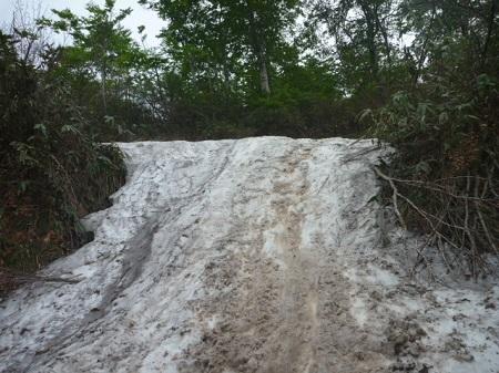 赤兎登山道