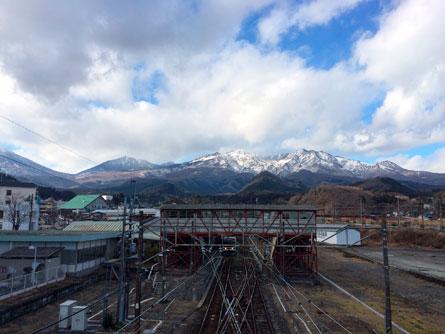 JR日光駅線路_150103