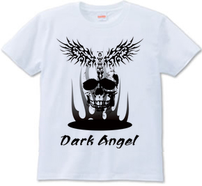 漆黒の天使 トライバル デザインパターン03-Black-