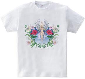 祈り Tシャツ