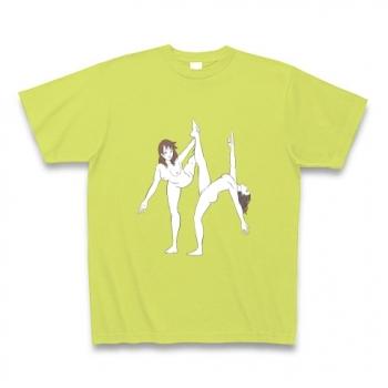 「私は上に行きたい」 「じゃあ私はそれを支える人になりたい」 Tシャツ