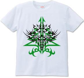 トライバルパターン type2 [Infinity-Desire] 向上 -Green-