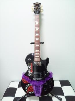 パンティーギター 全体