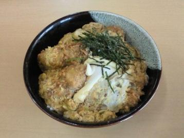 かき玉丼734円